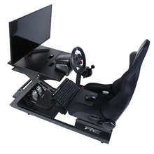 China Motion Simulator Vr Auto Racing Games Simulator