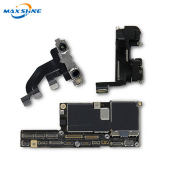 16GB / 64GB / 128GB for iphone 6 7 8 plus motherboard with touch ID, Original unlocked for iphone x xr xs max Mainboard