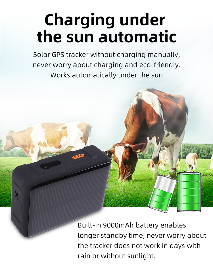 SOS Alarm GPS Tracking Set SIM Card Moving Anti-Theft Alarm WIFI Realtime Tracking Devices