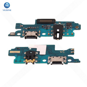 USB Charging Port Dock Charger Plug Connector Board Flex Cable Compatible for Samsung Galaxy M20 M205 M205F