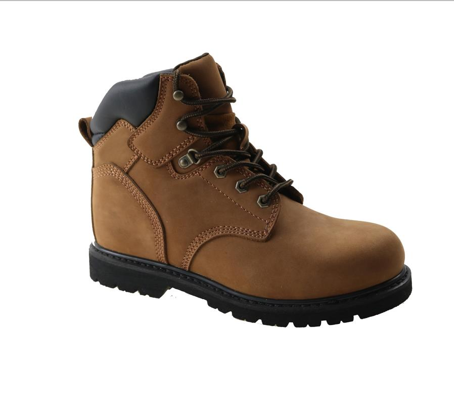 high quality working poultry industries latest model oil resistant work steel toe safety shoes