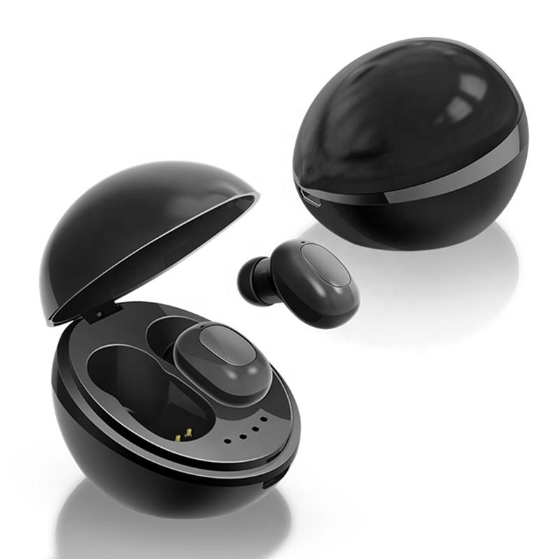 とポータブル充電ケース製品ホット販売 A10 TWS イヤホン Bluetooth 5.0 ワイヤレス TWS 携帯電話