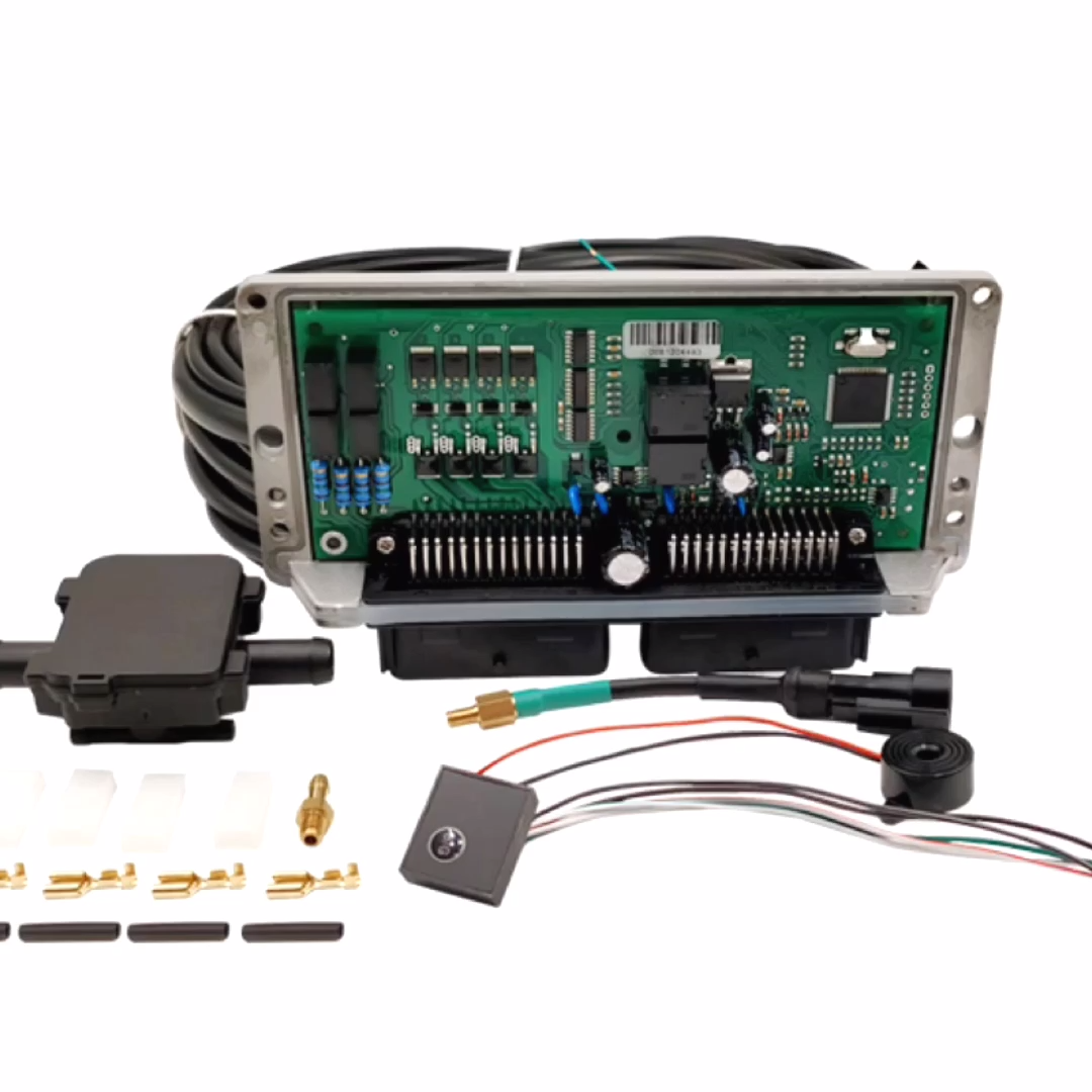 Electronic control unit cng lpg ld300 ecu 56 pin for Sequential Injection System