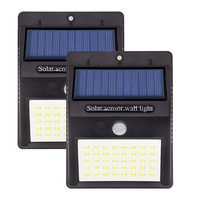 Ningbo Loyal IP65 garden lights solar powered solar motion sensor light, solar lights outdoor garden