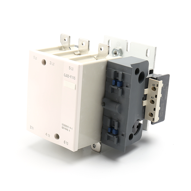Made in China CJX2-F series 380V 660V 1000V 115A 3 phase AC electric power contactor