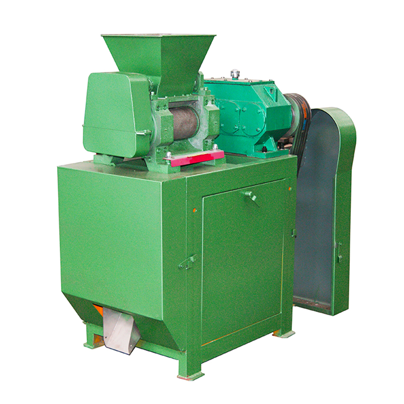 Granulated Manure <strong>Chicken</strong> Double Roller Press Compound Fertilizer Granulating Machine Granulation