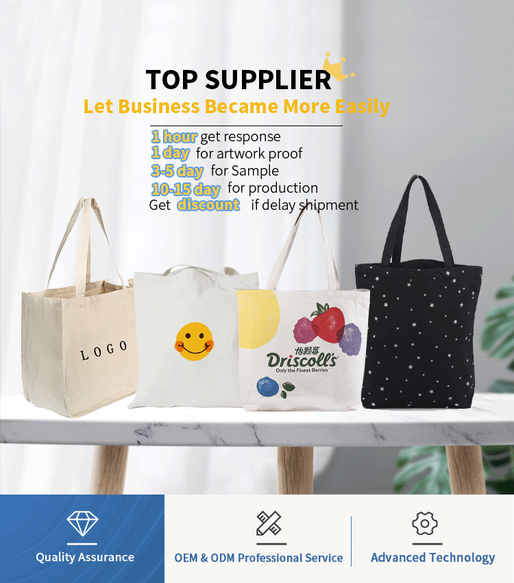 2020 new cheap smart eco friendly wholesale reusable produce natural organic cotton tote bags