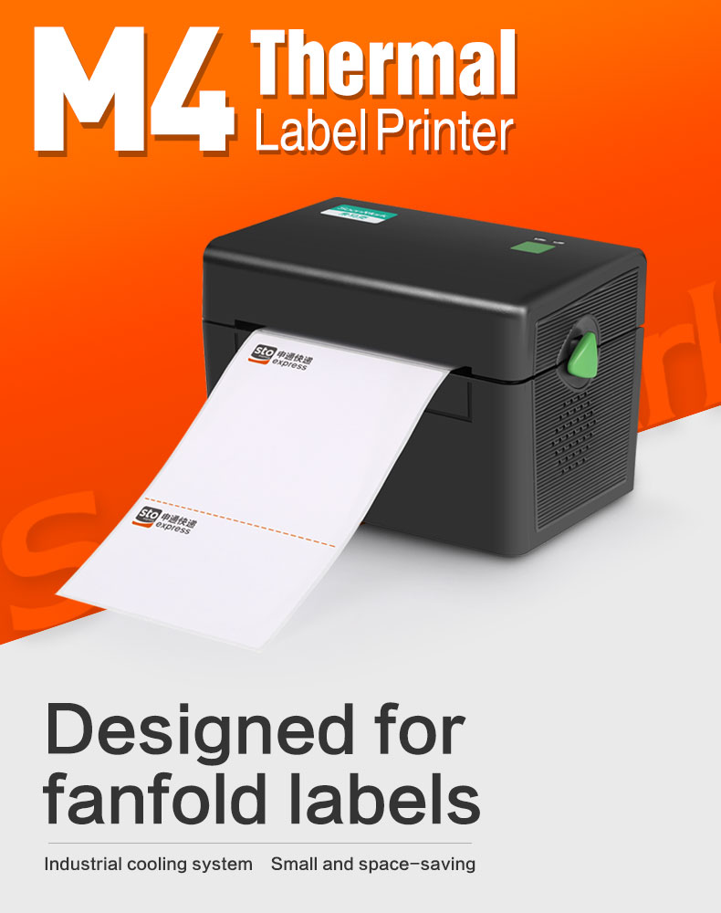 Cheap Commercial 4x6 Thermal Label Barcode QR Code Printer for Amazon Ebay Etsy Shopify