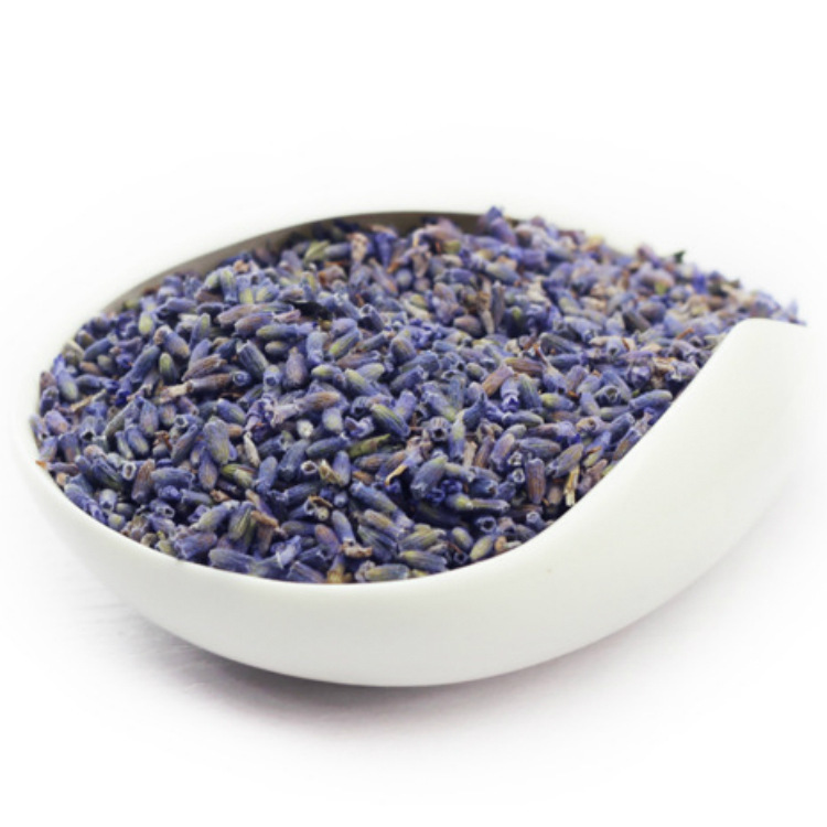 Wholesale Organic Fragrant Lavender Buds Dried Flowers - 4uTea | 4uTea.com