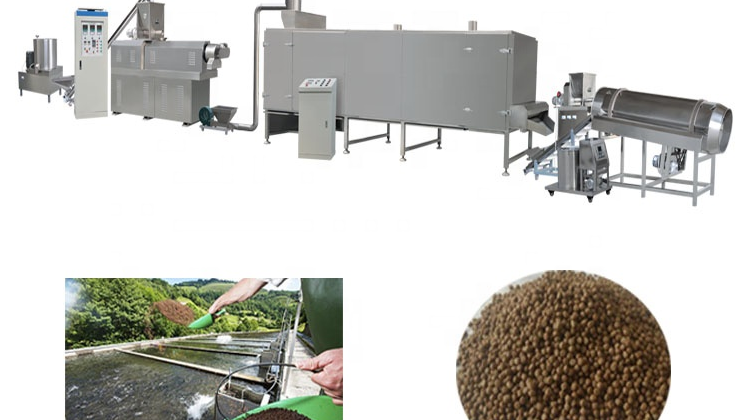 Economic Multi-functional Tilapia Fish Feed Extruder Machine Equipment Manufacturer Maker Producer