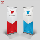 Widely Used Indoor Outdoor Scroll Roll Up Banner
