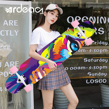 ARDEA AR960 42in dropshipping Placa griptape longboard Long Board polia patins off road capacete Skate