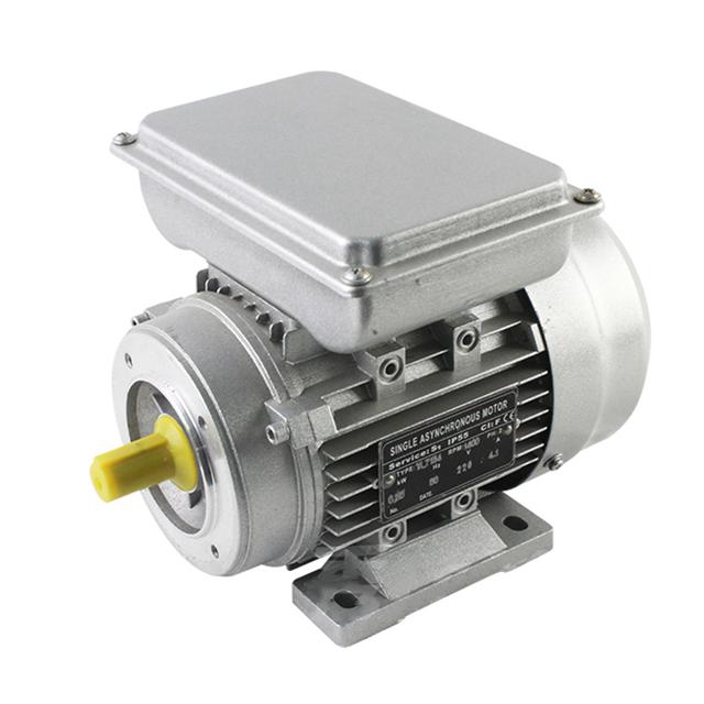 1.5 KW 2 HP Single Phase Electric Motor 240V 1400 RPM 1.5KW//2HP 1500 Watt 4 Pole
