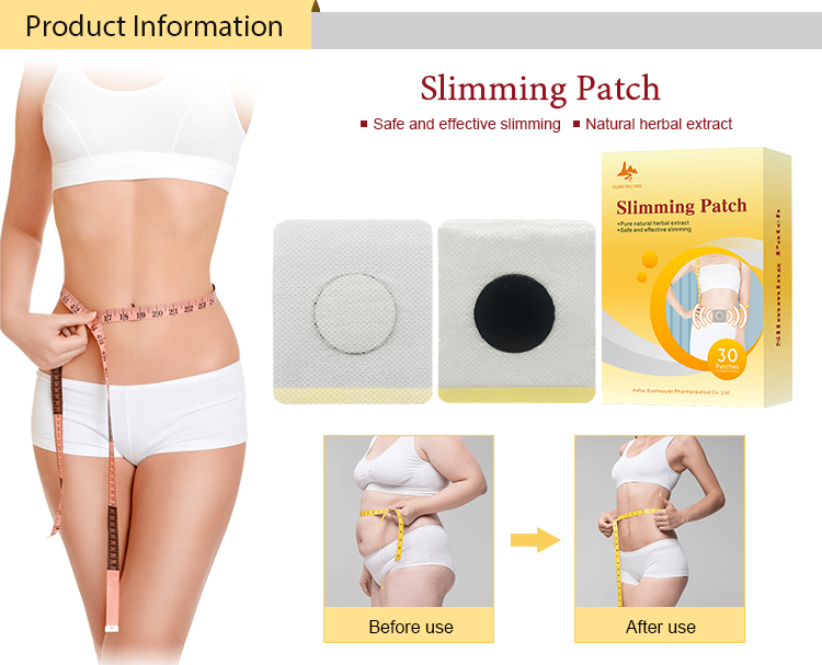 New Product Women Beauty Fat Weight Loss Belly Navel Original Slim Patch