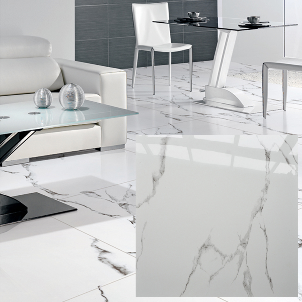 China White Volakas 600x600mm Ceramic Tile Flooring Prices,Indonesian  Marble Tiles - Buy China Marble Tile,Indonesian Marble Tiles,Ceramic Tile  Flooring Prices Product on Alibaba.com