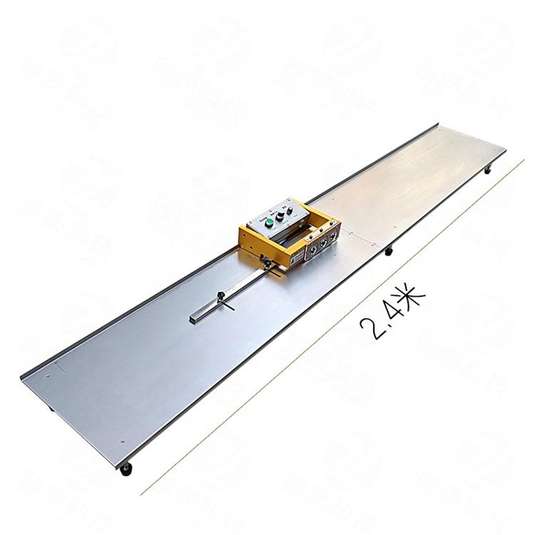 1.2m LED light strip fiber PCB separator machine 1.5m aluminum PCB depanelling machine cutting machine