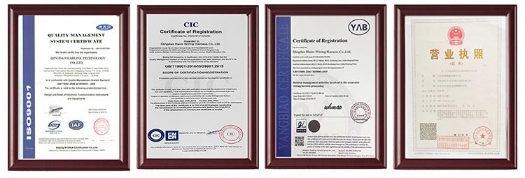 750 certificate