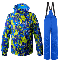 Active Waterproof Crane Name Brand Snow Ski Jacket Wear Wholesale