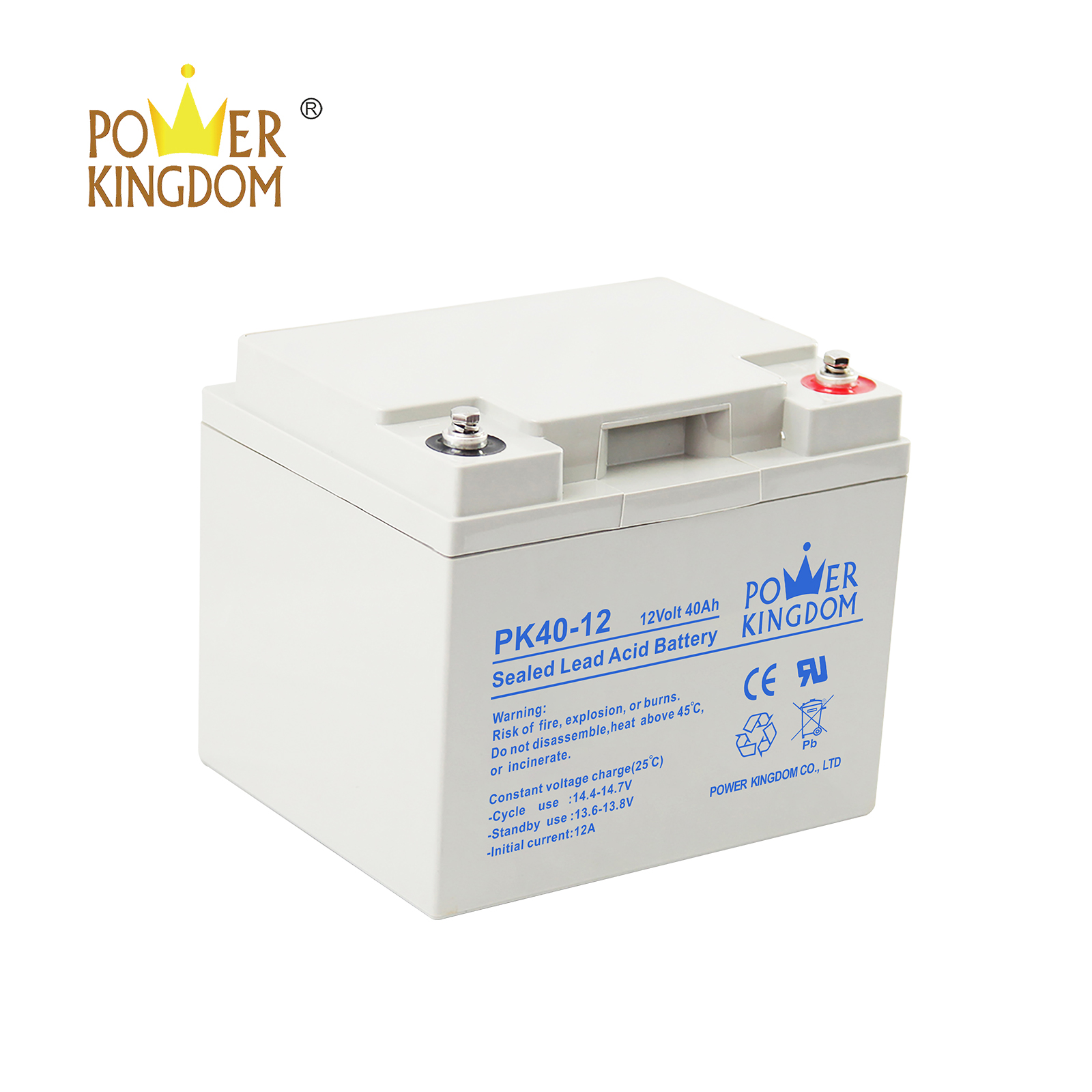 Power Kingdom marine battery gel cell from China-3