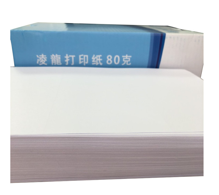 Factory direct supply A4 bisector paper 70gsm 80gsm A4 size pure white for office 1000 Sheets/Ream