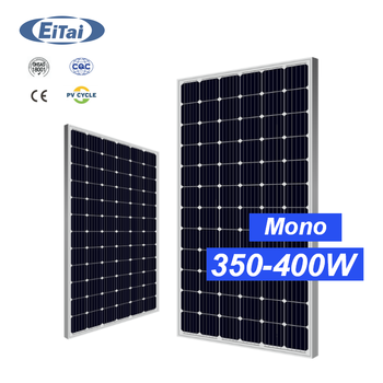 Sp-316 Eitai Hot Sale Canadian Solar Panel Ja Solar 400W Solar Panel 330 W For Solar System