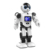 Newest items electric intelligent kids toy mini interactive home bobi robot for children