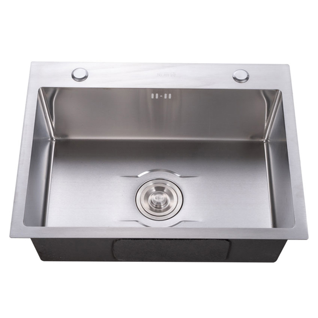 favourable priceA684521 all test lab stainless steel countertop pedestal sink