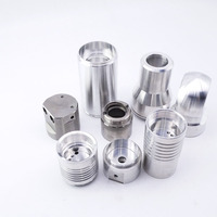 China CNC Machined Factory Mechanical Parts Machining Abs Metal Prototype Cnc Lathe Machine Turning
