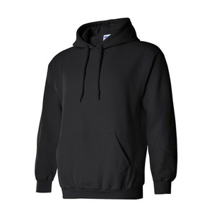 Logo Customized Printed Hoodies With Pocket Sweatshirts Long Sleeve Plain Color Hoodies
