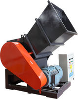 High Efficiency Recycling Machine Plastic Bottle Crusher Machine For Sale