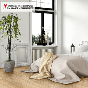 New Product Natural Eco Waterproof Oak Hardwood Wood Flooring