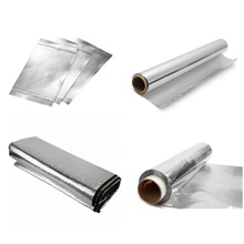Aluminized Pet Film-Aluminium Folie