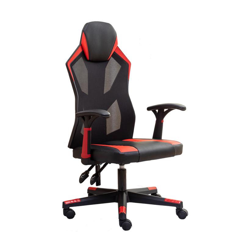 2021 grau skorpion ergonomischen mesh gaming stuhl racing rosa rgb gaming stuhl