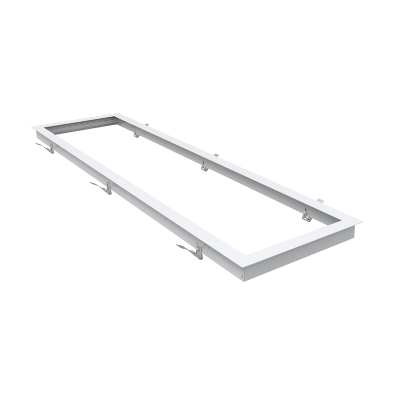 Manufacture Ultra Thin 300x1200 LED Recessed Panel Light Frame for Indoor Light