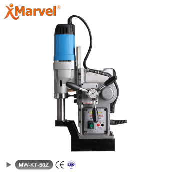 MW-KT-50Z 50mm speed regulation large power magnetic drill machines equipment