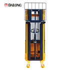 DALONG Electric Stacker 1.5t 5000mm Power Stacker for warehouse