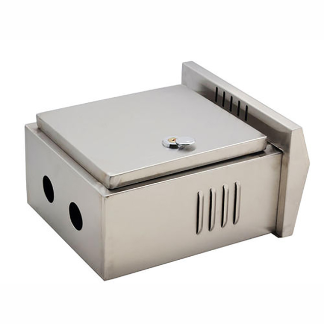 Custom Power Distribution Box Outdoor Electrical Cabinet
