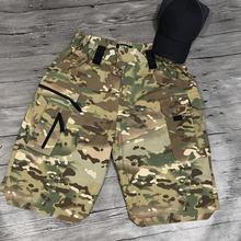 BACRAFT MK2 многофункциональные летние свободные тактические шорты для отдыха-(камуфляж тигра) XXL(Китай)