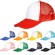 Rubysub C010 Custom Design 13 Colors Baseball Hat Adult Cotton Blank Sublimation Sun Cap Hat for Heat Transfer Printing