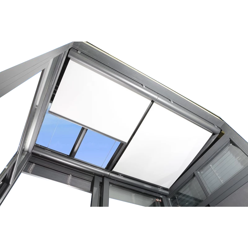 Remote Control Roof Skylight Rolling Fss Blinds