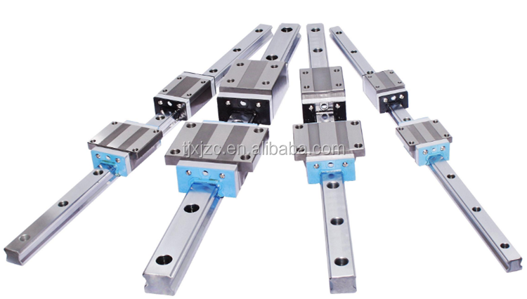 Original STAF brand linear motion guide blocks bearing BGCH15BN ABAACBM