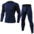 Plus Size Anti Uv Gym Tight Shirts and Pants Rash Set Athletic For Mens Fitness Apparel Dry Fit