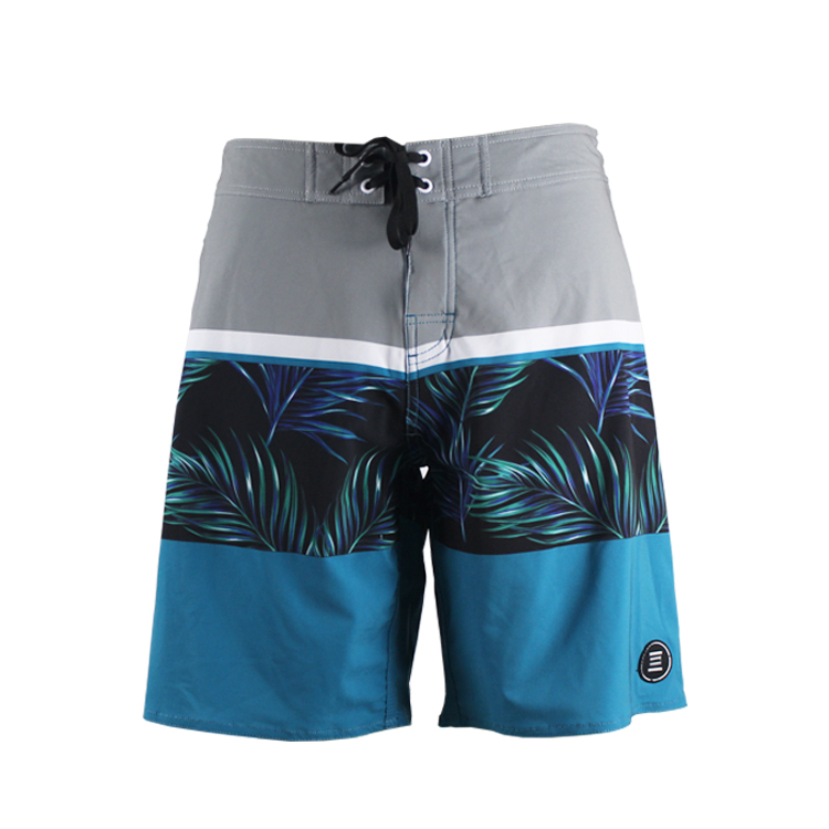 Private label Board Shorts Manufacturer Diesign Your Own Recycle Polyester Board Shorts
