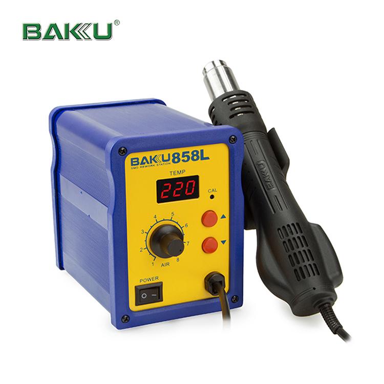 BAKU Rework Station Upgrade For Motherboard BK-858L Heat Gun BGA Rework Station
