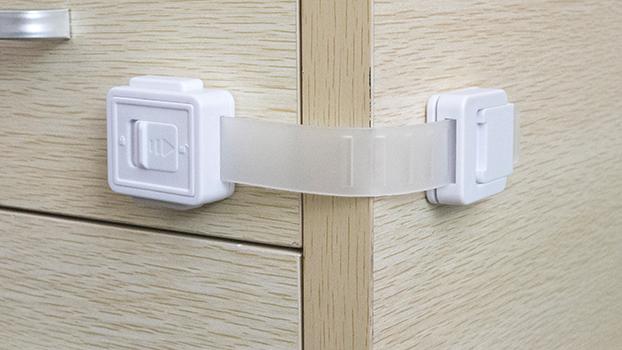 บ้านผลิตภัณฑ์เด็กล็อค Cam สำหรับตู้, เด็กป้องกัน Custom Lock และ Key _