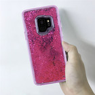 2 in 1 Hybrid Cover Sparkly Shiny Phone Case For Samsung Galaxy S9