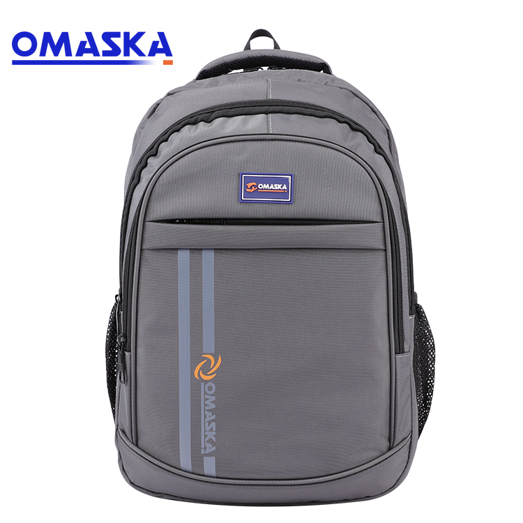 New style waterproof travel mens nylon 15.6 business travel backpack