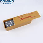 Domino Games Dominoes Cheap Double 6 Domino Games Set Manufacturers Case Custom