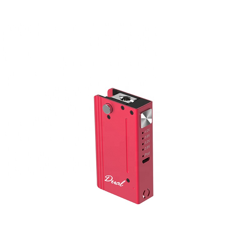 UnicVape Dual red 6