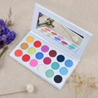 Make Your Own Brand Cosmetics Oem Colorful Private Label Eyeshadow Makeup Palette